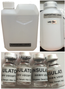 Supporting Liquid & Insulator
